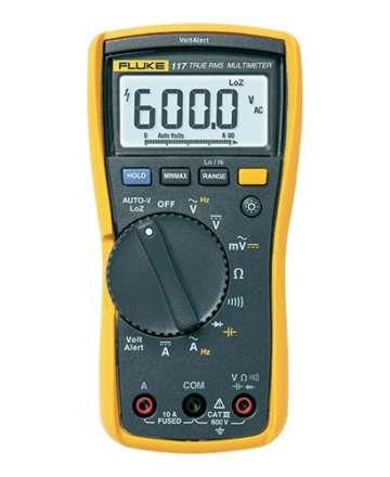 Digital Multimeter Fluke 117