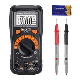 Digital Multimeter Tacklife DM02A