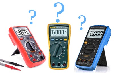 Finde dein Multimeter bekannter Hersteller. Auf unserer Seite kannst du Multimeter vergleichen und Anleitungen lesen.